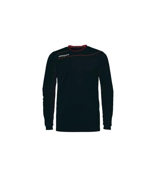 Uhlsport Maglia da Portiere Stream 3.0 nero rosso