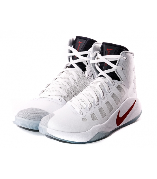 Nike Hyperdunk 2016 Bianco Rosso