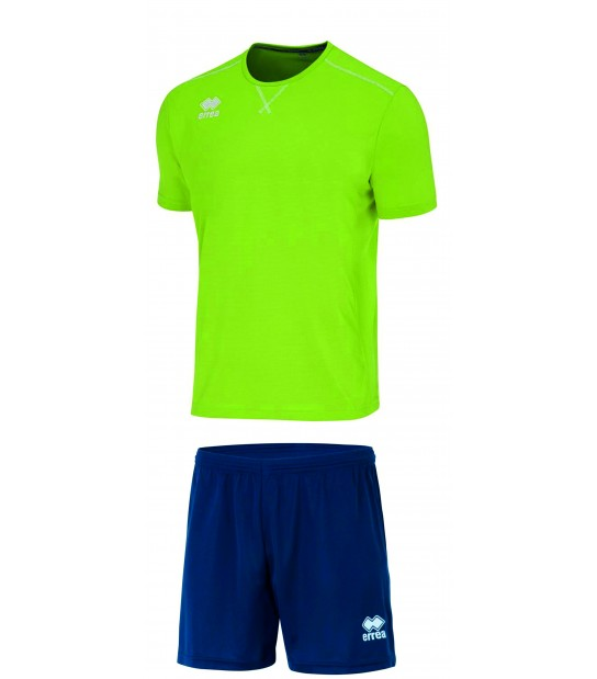 errea Kit Everton Verde Blu Navy