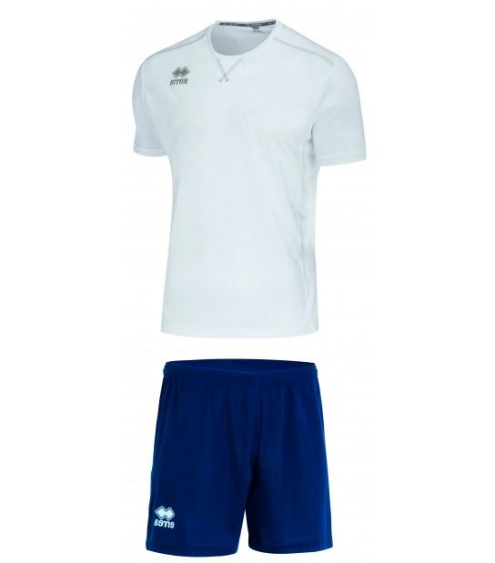 errea Kit Everton Bianco Blu