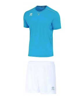 50e138221d errea Kit Everton Azzurro Cyano Bianco ...