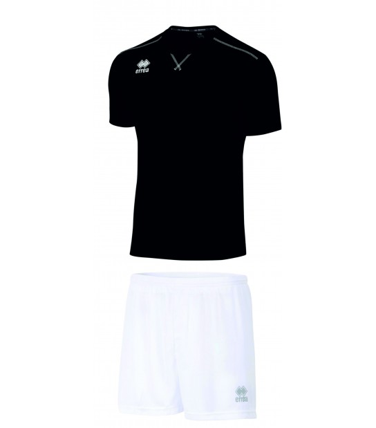errea Kit Everton Nero Bianco
