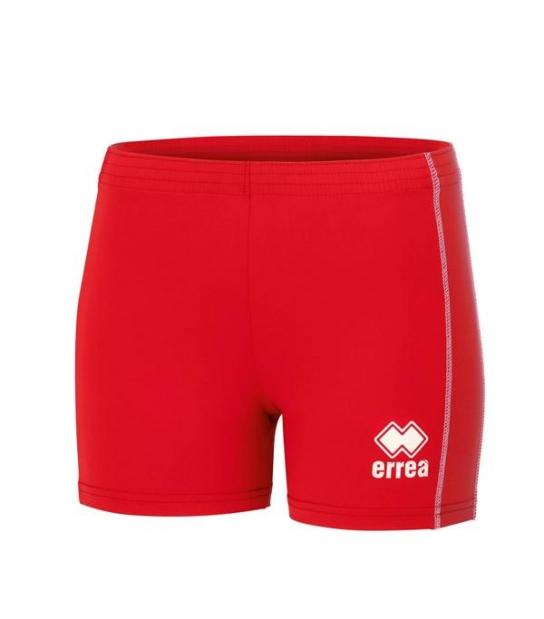errea Pantaloncino Premier Rosso