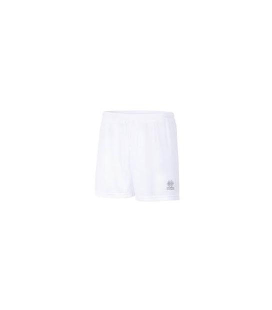 Errea Pantaloncino Maxi Skin Bianco