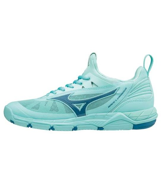 Mizuno Wave Luminous Acqua Turchese