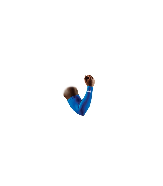 Mcdavid Compression Arm Sleeve Azzurro