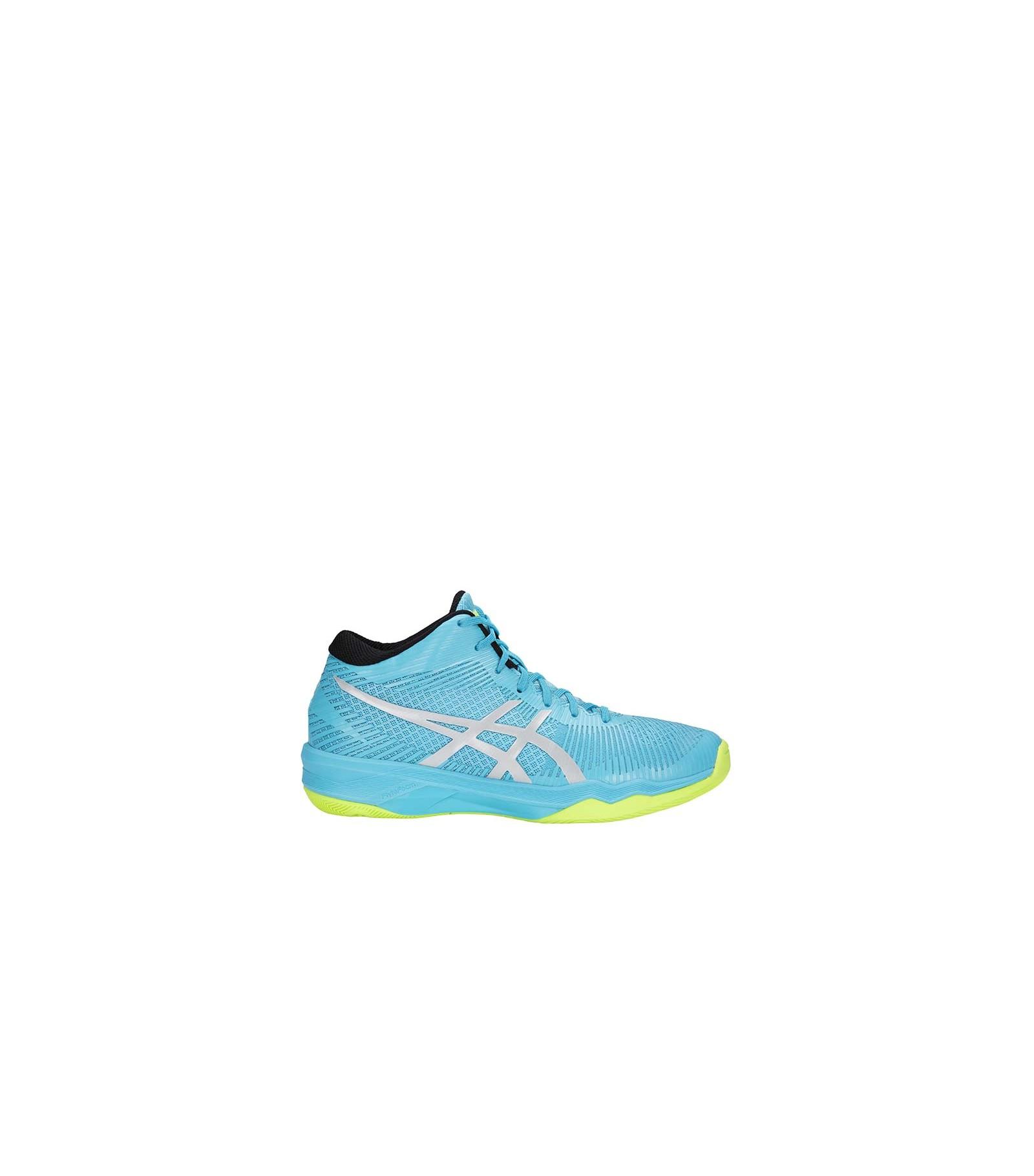 asics scarpa volley gel elite azzurri