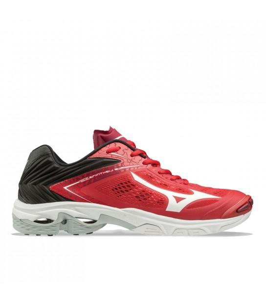 Mizuno Wave Lightning Z5 rosso nera