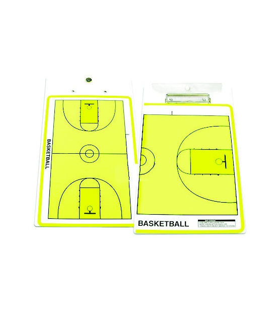Lavagna Tattica Basket Cancellabile 40X23 cm