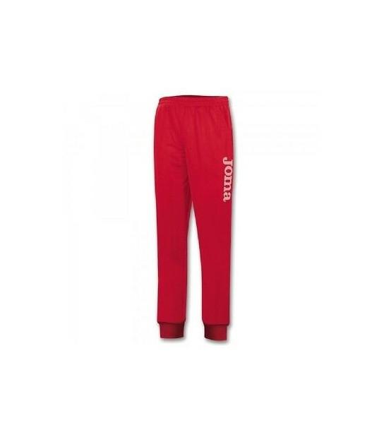 Joma Pantaloni lunghi Suez rosso