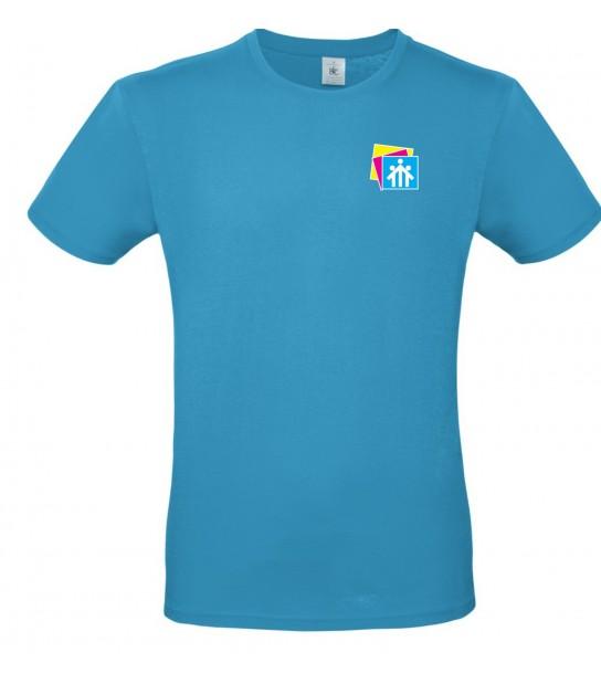 T-shirt Azzurra Salesiani Firenze