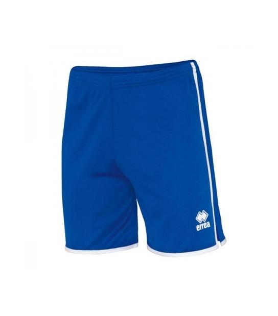 Errea Pantaloncino Bonn Azzurro Bianco