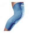 Mcdavid 6446 Hexforce Extended Leg Sleeves Azzurro