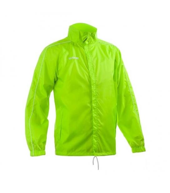 errea Kway Basic Verde Fluo