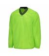 errea Kway Ottawa Verde Fluo