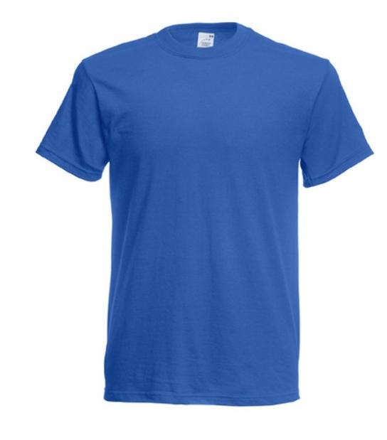 T-shirt Personalizzabile Azzurra