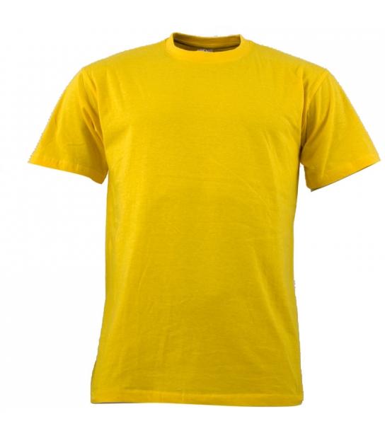 T-shirt Personalizzabile Gialla