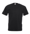 T-shirt Personalizzabile Nera
