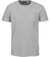 T-shirt Personalizzabile Grigio Melange