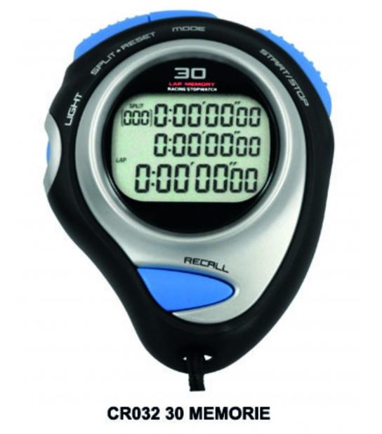 Barret Cronometro Digitale 30 memorie