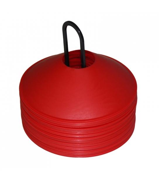 Barret Delimitatori Kit 48 pz rosso