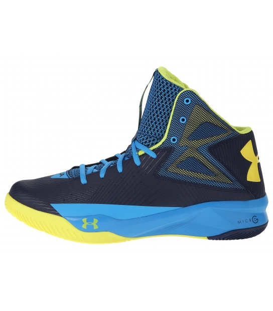 Under Armour Rocket Blu Giallo